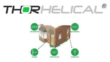 Thor Helical Scheurherstel - Gecertificeerd installateur Finishing Touch