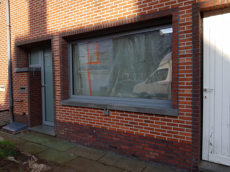 Knipvoeg herstel in Geel (België)